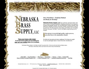 Nebraska Brass Supply, LLC